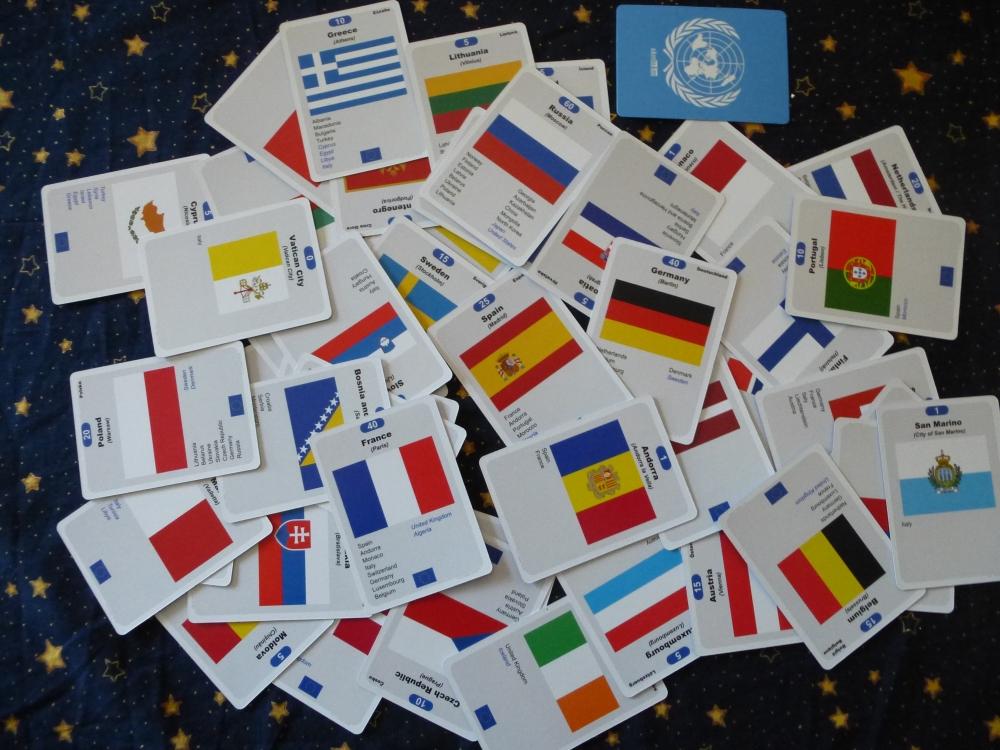Europe deck